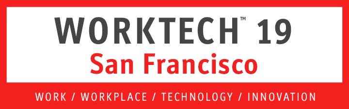 WORKTECH19 San Francisco